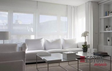 cortinas enrollables screen luxe confort blancolino