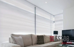 Cortinas screen Sun Glass 5 Bicolor
