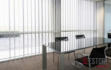 Cortinas lamas verticales de screen luxe confort 1000 lino - Cortinas de screen ...